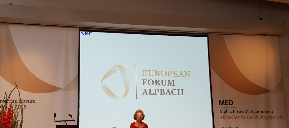 Alpbach - European Health Forum